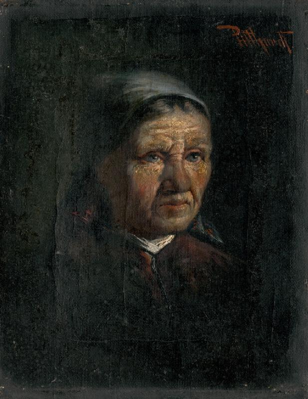 Ľudovít Pitthordt - Babička