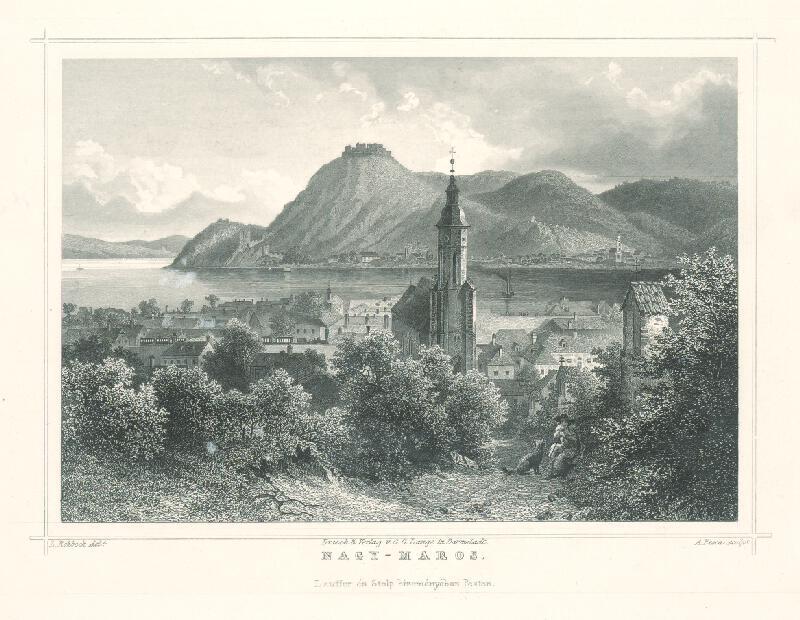 Ludwig Rohbock, A. Fesca - Nagy-Maros