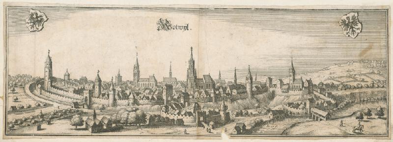 Nemecký autor zo 17. storočia - Rotwül