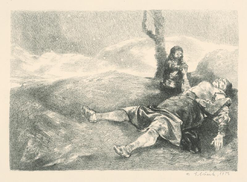 Vincent Hložník - Mamička,zobuď sa....