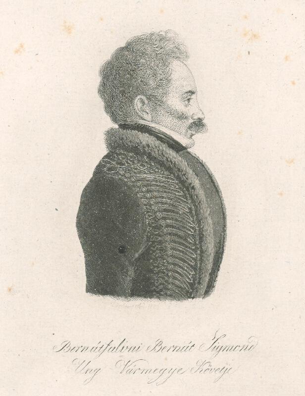 Ferdinand Karl Theodor Lütgendorff - Bernátfalvai Bernát Sigmond