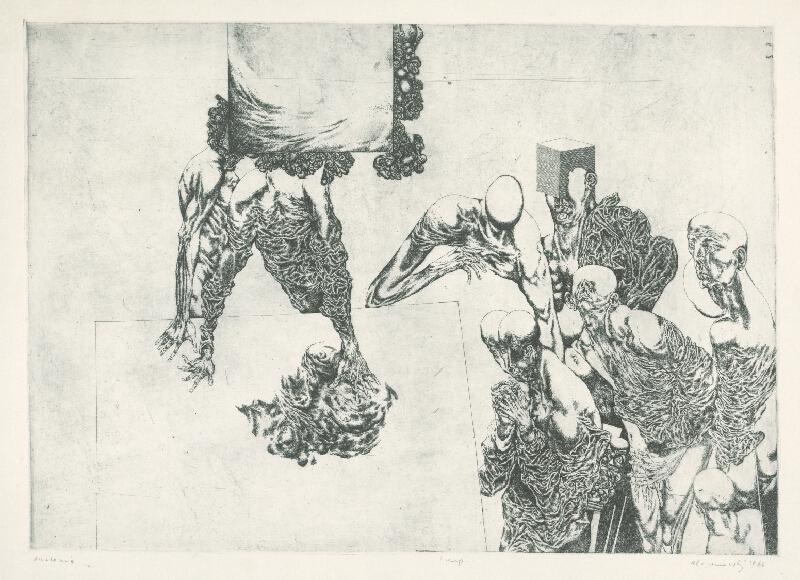 Albín Brunovský - Anatómia