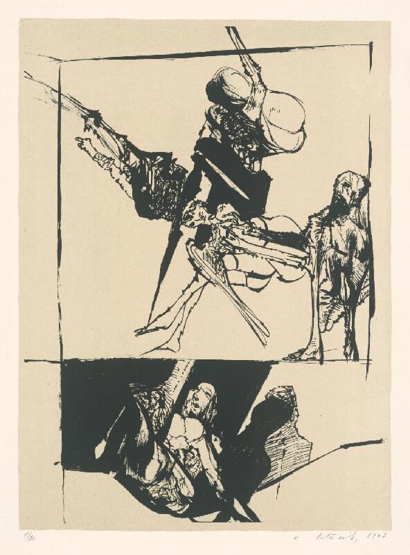 Vincent Hložník - 7 - List z nepomenovaného cyklu