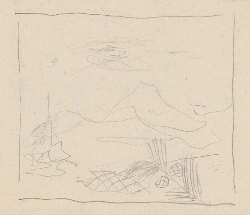 Mikuláš Galanda – Tri kresbové štúdie