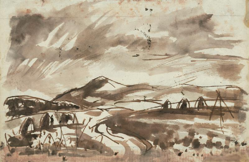 Ivan Štubňa – Krajina z Turca