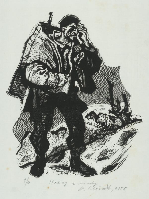 Vincent Hložník - Hodiny a minúty III.