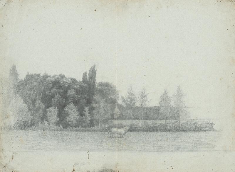 Ferdinand Katona - Krajina s listnatým lesom