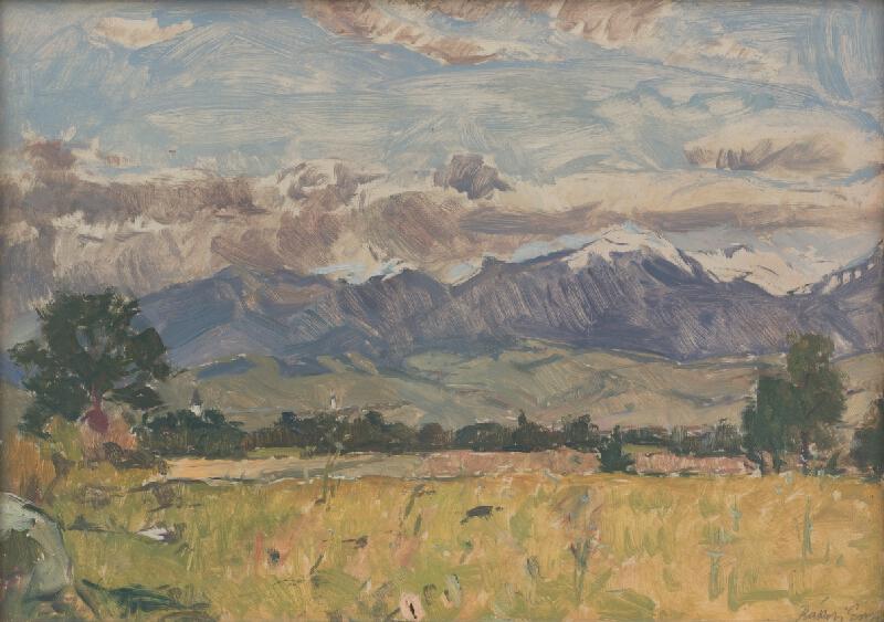Ernest Rákosi - Liptovské Tatry