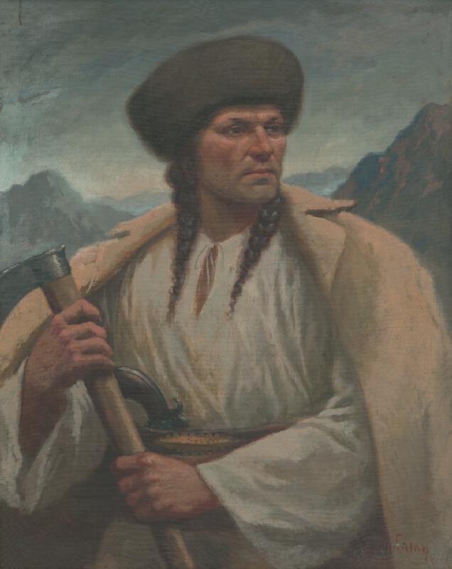 Gejza Szalay - Jánošík