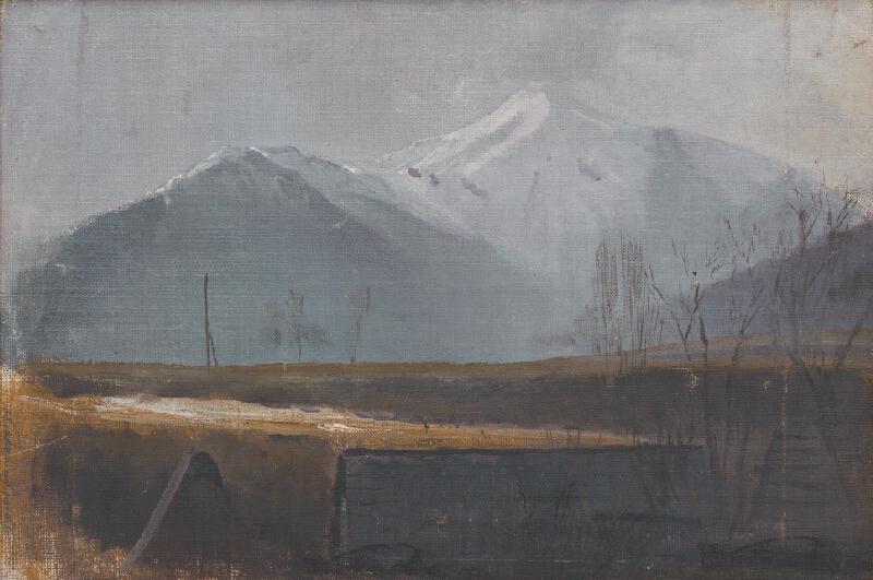 Ferdinand Katona - Skorá jar v Belanských Tatrách