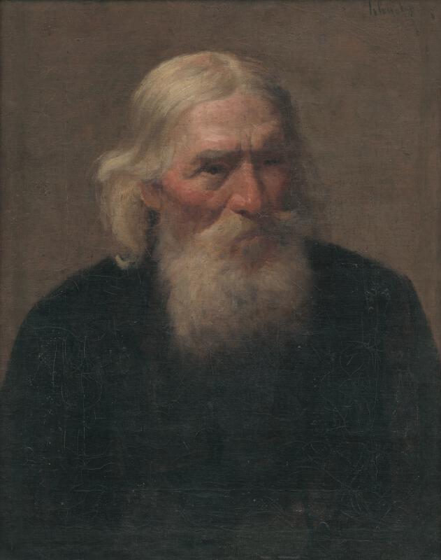 Ferdinand Katona - Hlava starca