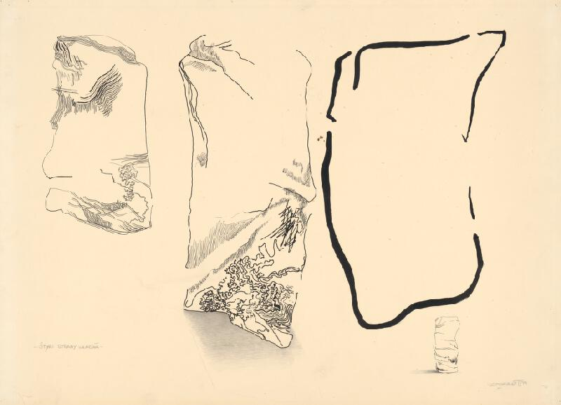 Alexander Eckerdt - Štyri strany kameňa