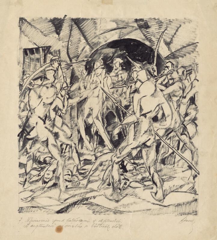 Konštantín Bauer – Septembrová masakra pred žalárom