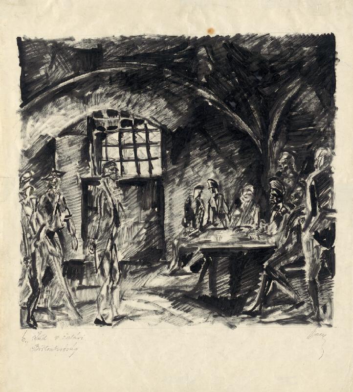 Konštantín Bauer – Súd v žalári
