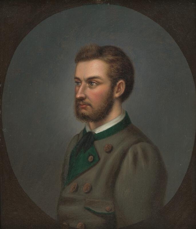 Titus Szent-Istvány - Podobizeň muža