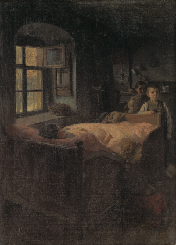 Maximilián Kurth - Chorá matka