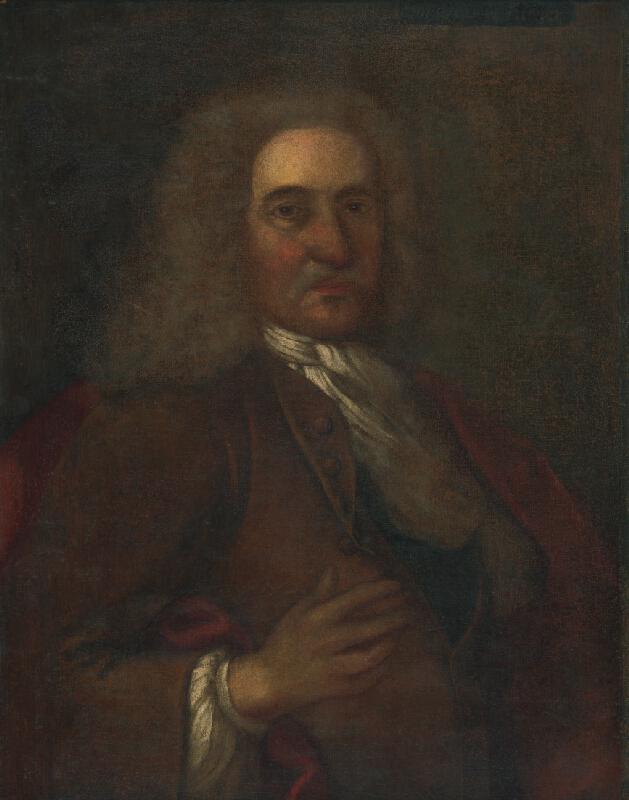 Adam de Manyöki - Podobizeň muža