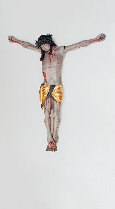 Malopoľská dielňa - Krucifix