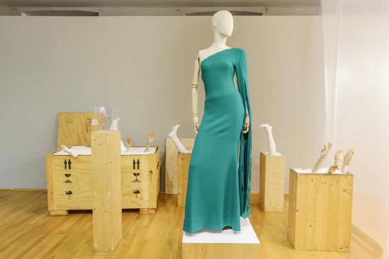 Michaela Ľuptáková – Večerné šaty