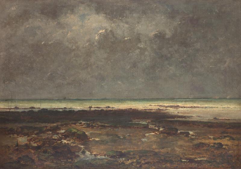 Wilhelm Riedel - Pobřežní krajina