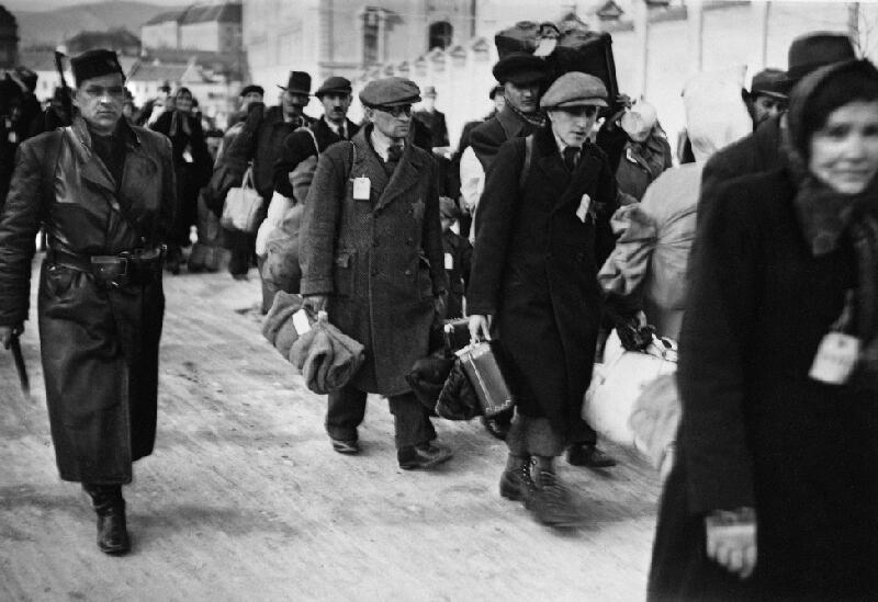 Anton Baník - Deportácie židovského obyvateľstva v Nitre