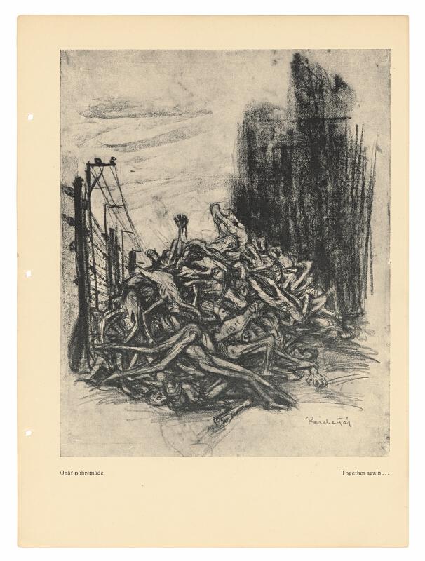 František Reichentál - Kresby z albumu Arbeit macht frei - Opäť pohromade