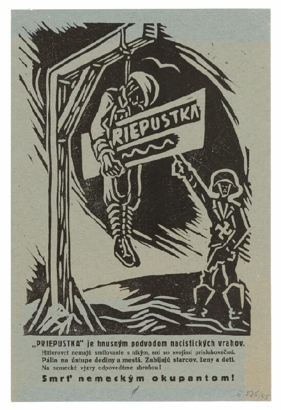 """Štefan Bednár - """"Priepustka"""" je hnusným podvodom nacistických vrahov"""