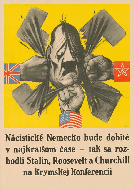 Neznámy autor - Nacistické Nemecko bude dobité v najkratšom čase