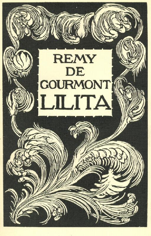 František Kobliha - R. de Gourmont, Lilita