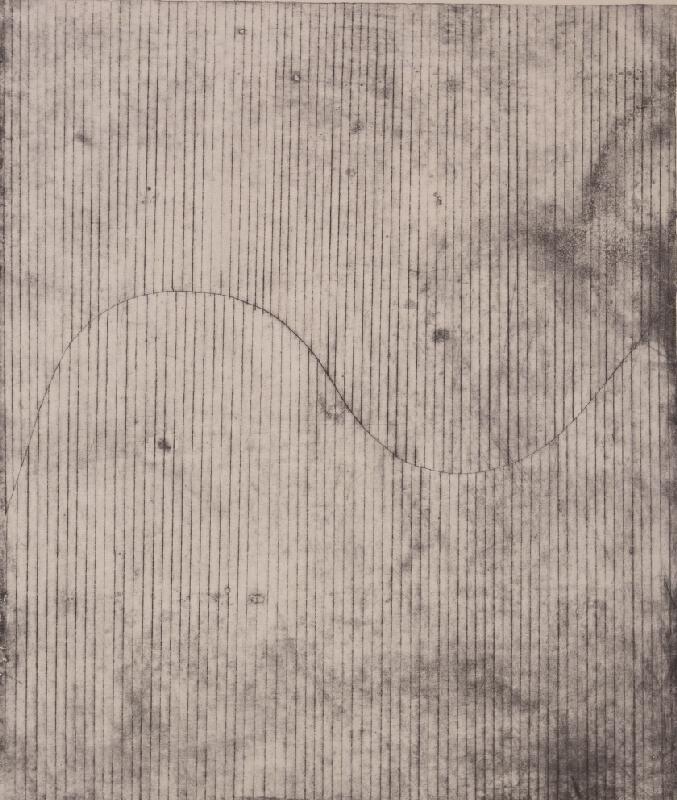 Alena Kučerová - Malá stěna (Le plan vertical I.)
