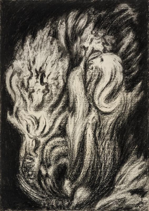 František Kobliha - Fantaskní kresba