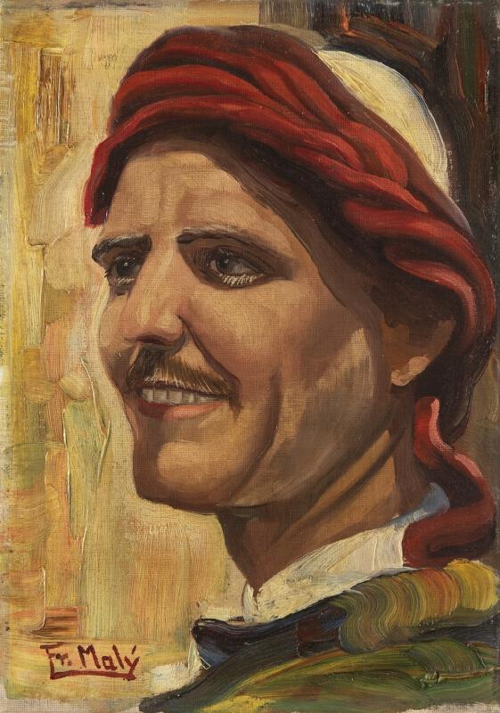 František Malý - Makedonec
