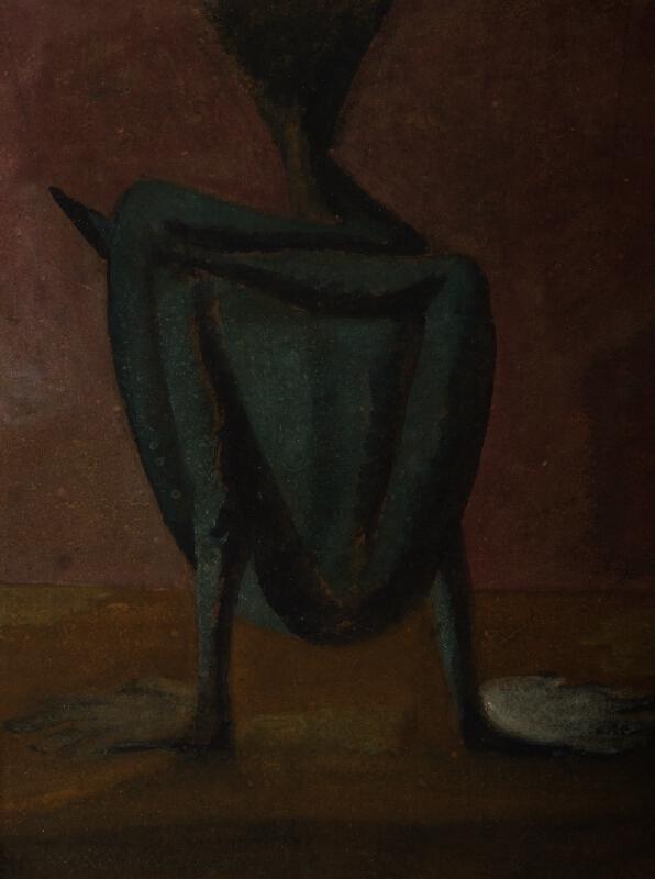 František Tichý - Hadí muž