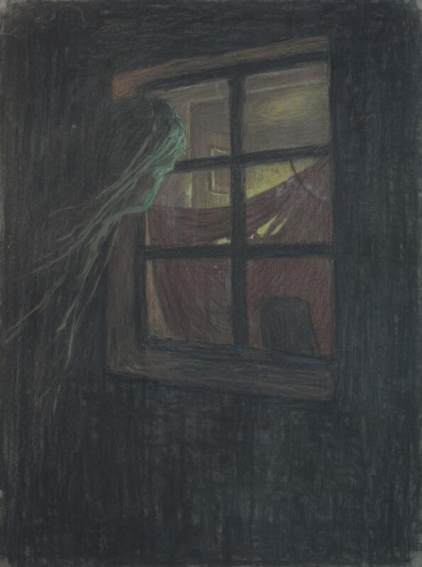 Jaroslav Panuška - Strašidlo nahlíží do okna