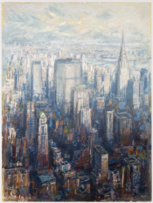 Luděk Pešek - Manhattan