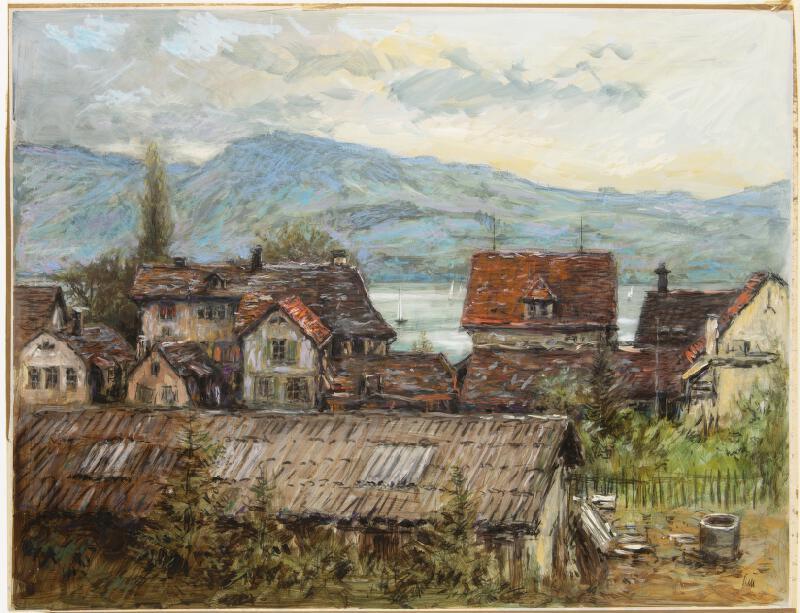 Luděk Pešek - Pohled z okna