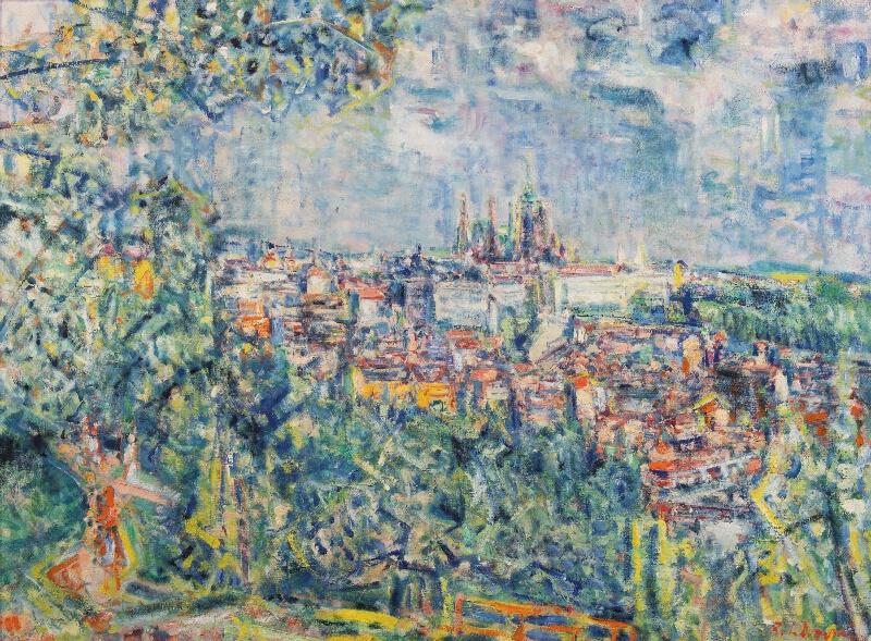 Bohumír Dvorský - Praha