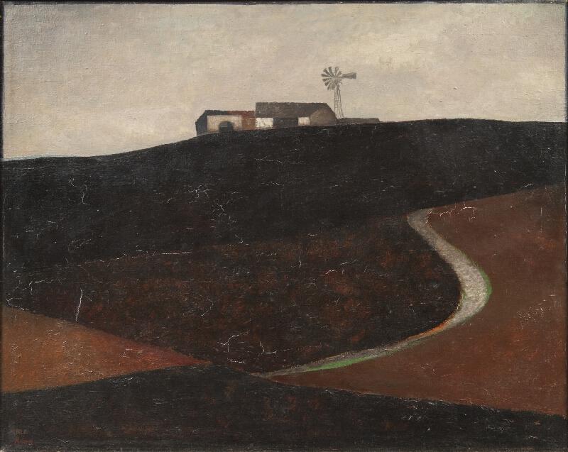 Vlastimil Beneš - Pole na kopci