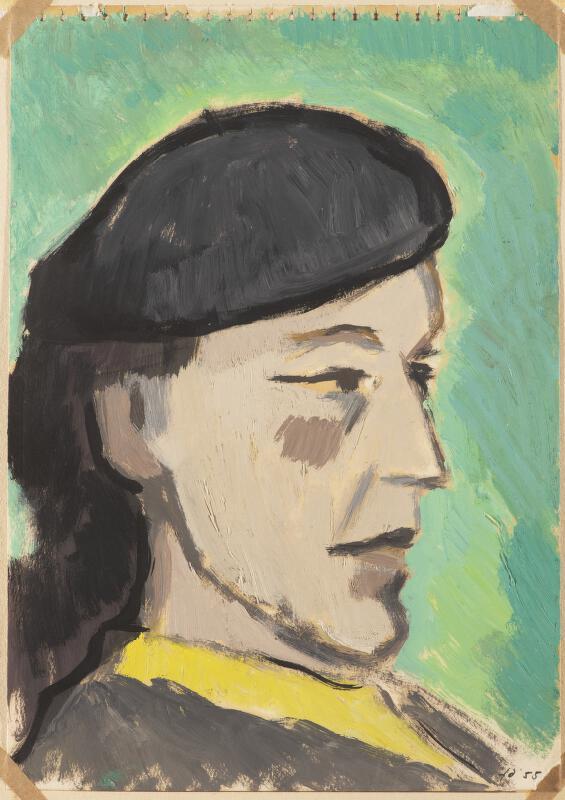 František Doležal - Portrét