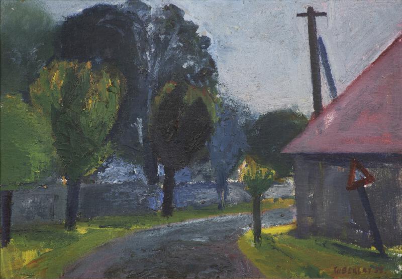 Jaroslav Uiberlay - Značka u silnice