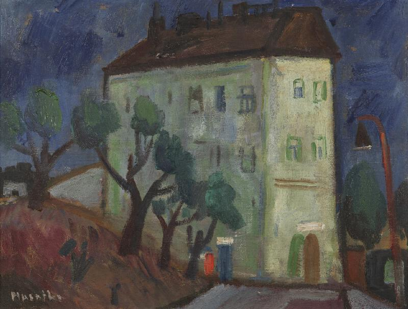Ladislav Placatka (Laci di Placi) - Dům