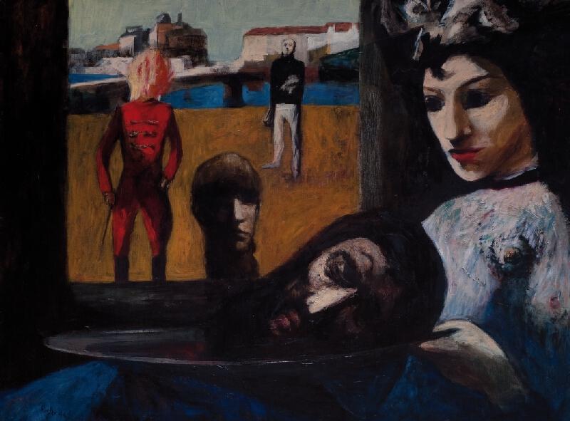 Josef Liesler - Salome