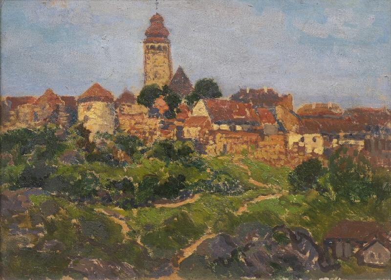 Karel Langer - Bechyně