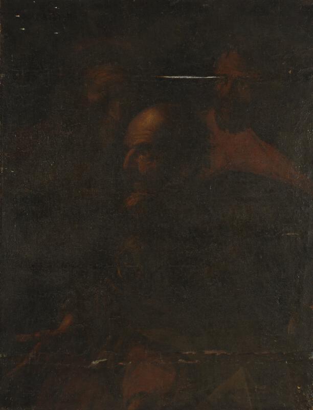 Neznámý český autor - Tři apoštolové