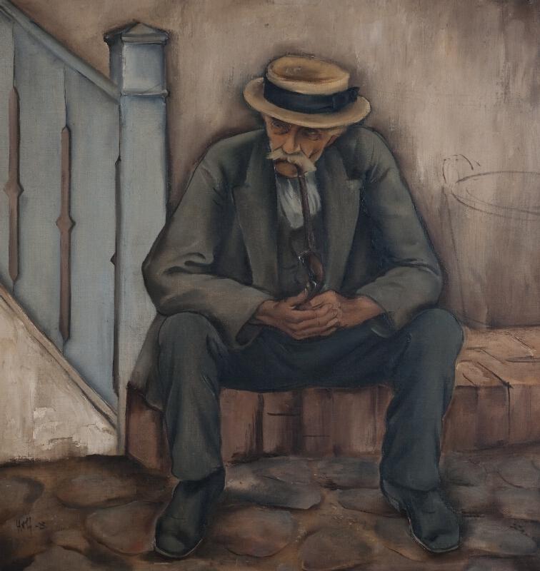 Miloslav Holý - Na lavičce